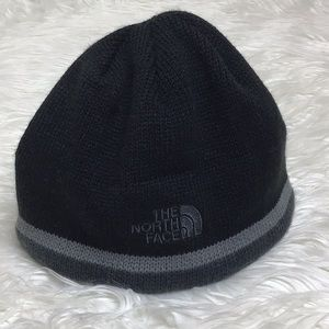 Youth North Face Wool Beanie Hat